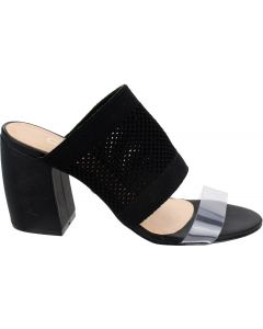 Carrano Mai Slide Sandal - Black